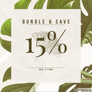 Accessories - Bundle and save, save, save‼️